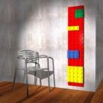 Radiador de Lego