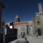 Ourense 3d