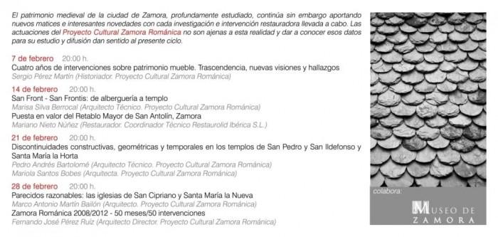 Jueves Románicos 2013-2