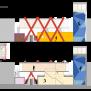 playhouse alzado-sección