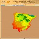 Atlas climático digital de la Península Ibérica