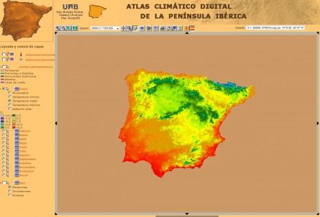 atlas climatico digital